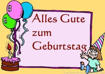 Geburtstagsglückwünsche bayerische Glückwünsche Zum