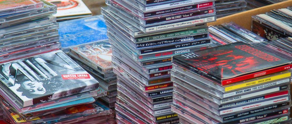 Best Of CD Sampler Lieder Sammlung, CD Collektion